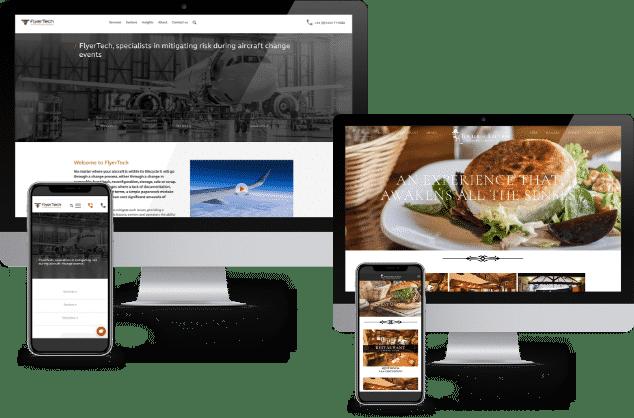Meet your new Web Design Agency.